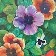 Cheerful # 050 Art Print