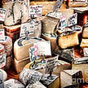 Cheese Shop Art Print
