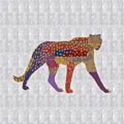 Cheetah Showcasing Navinjoshi Gallery Art Icons Buy Faa Products Or Download For Self Printing  Navi Art Print