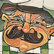 Chef Guido Art Print