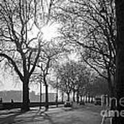 Chelsea Embankment London 2 Uk Art Print