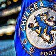 Chelsea Football Club Poster Art Print