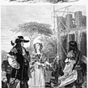 Chelsea Hospital, 1682 Art Print