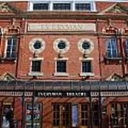 Cheltenham Theatre Art Print