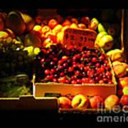 Cherries 299 A Pound Art Print