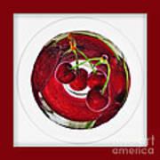 Cherry Liqueur Anyone... Art Print