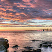 Chesapeake Splendor  Art Print by JC Findley