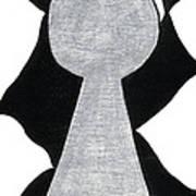 Chess Pawn Art Print