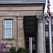 Chester County Court House-side View Art Print