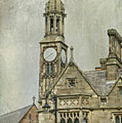 Chester England Art Print