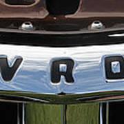 Chevrolet Art Print