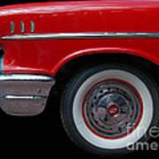 Chevy Bel Air - Sf Art Print