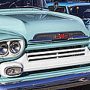 Chevy Truck Art Print