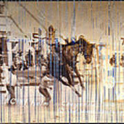 Cheyenne Spurs Art Print