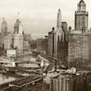 Chicago, 1931 Art Print