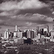 Chicago Afternoon  Art Print