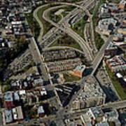 Chicago Highways 04 Art Print