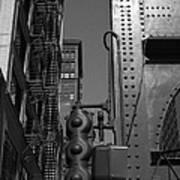 Chicago My Favorite City 4 Art Print