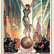 Chicago World's Fair 1933 Art Print