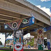 Chicano Park Art Print