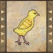 Chick One Art Print