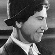 Chico Marx Art Print by Peggy Dreher