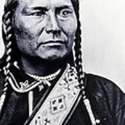 Chief Joseph Nez Perce Leader Art Print