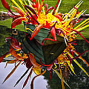 Chihuly Float Art Print