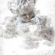 Child Cherub Art Print