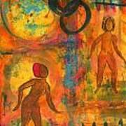 Childhood Friends - I Remember You Art Print
