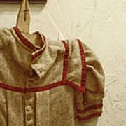 Child's Wardrobe Art Print