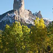 Chimney Rock - Colorado  Art Print