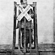 China Punishment, C1870 Art Print
