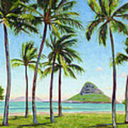 Chinamans Hat - Oahu Art Print