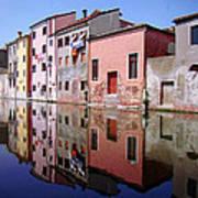 Chioggia Art Print by Giorgio Darrigo
