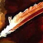 Chippewa Dreams Art Print