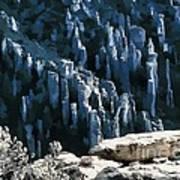 Chiricahua Pinnacles D Art Print