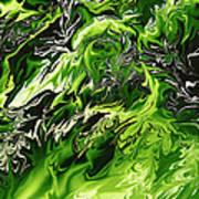 Chlorophylle Art Print