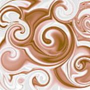 Chocolate Milk Take 2 Art Print