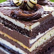 Chocolate Temptation Print by Edward Fielding