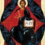Christ In Majesty Art Print