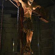 Christ Of Salardu Art Print