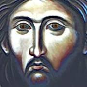 Christ The Judge Art Print