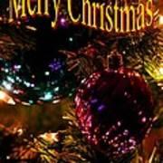 Christmas Card 3 Art Print