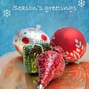 Christmas Card 6 Art Print