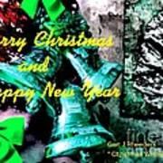 Christmas Cards And Artwork Christmas Wishes 76 Art Print
