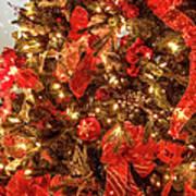 Christmas Dazzle Art Print