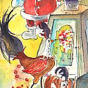 Christmas In Lanzarote 03 Art Print
