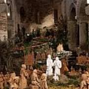 Christmas In Santo Stefano Art Print
