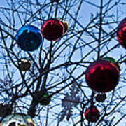 Christmas Is Looking Up This Year Art Print